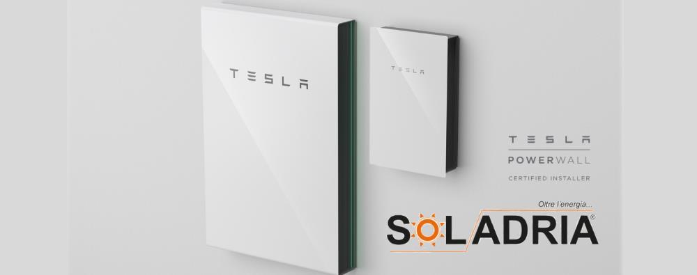 Finalmente la luce da Soladria con Tesla Backup Gateway 2