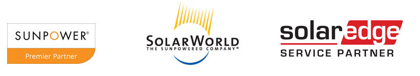 Soladria Premier Partner Sunpower Solarworld Solaredge
